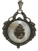 Wwii Navy And039sweetheartand039 Jewelry Necklace