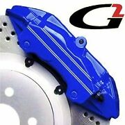 Blue G2 Usa Brake Caliper Paint System Free Shipping Ships In 24 Hours