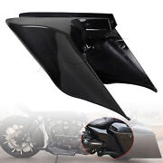 Motor Stretched Extended Side Cover For Harley Street Glide Trike Flhxxx Flhx Us