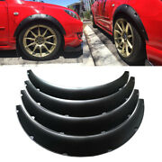 For Dodge Charger Rt Srt Sxt Fender Flares Extra Wide Body Kit Wheel Arches