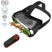New Vr Gaming Headset Virtual Reality All-in-one Vr Headset 3d Smart Glasses