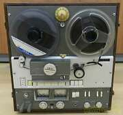 Akai Open Reel Deck X-355 Good Condition From Japan
