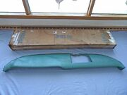 1960-1962 Ford Galaxie Turquoise Padded Dash Pad Nos