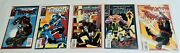 Night Thrasher Comic S 1 2 3 4 5 Comics In Sleeves W Backs Excellent Unread Nr