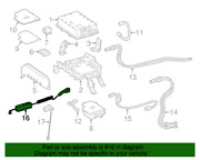 Genuine Mercedes-benz Charging Cable 0005832803