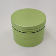 Lime Green Herb Grinder With Catcher 2 Metal Grinder For Herbs 4 Piece