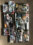 Lot Of Sealed Lego Star Wars Sets Including All The Mandalorian Sets