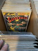 Lot Of 15 Different All Superman Comic Books