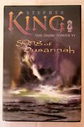 Stephen King Song Of Susannah Dark Tower Vi First Trade Edition Hard Cover