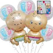 Omg Party Factory Gender Reveal Balloons Decorations For Baby Announcement Suppl