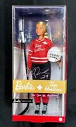 Marie-philip Poulin Signed And Inscribed Canada Exclusive Tim Hortonand039s Barbie Doll