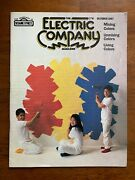 The Electric Company Magazine October 1987 Vintage 2611