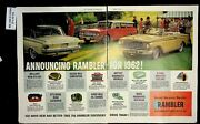 1961 Announcing Rambler 1962 102 Ways To Discover Vintage Print Ad 13417