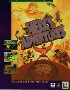 Lucasarts Herc's Adventures Lucasfilm Game Sell Sheet