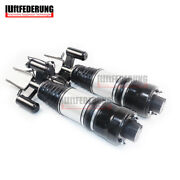Luftfederung Pair Front Air Suspension Shock Absorber For Mercedes W211 4matic