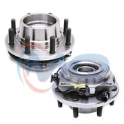 2front Wheel Bearing Hub For 05-2010 Ford F-250 F-350 Super Duty Drw 4wd 515082