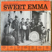 New Orleans Sweet Emma And Her Preservation Hall Jazz Band Lp Vps-2 Near Mint