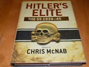 Hitler's Elite The Ss 1939-45 Panzer Grenadier Division Arms Wwii Ww2 Nazi Book