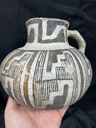 Amazing Authentic Anasazi Painted Pottery Pitcher Jar From New Mexico Nm Mimbres