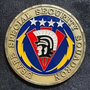 Usaf Air Force Usafe Special Security Forces Squadron Sfs Challenge Coin