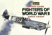 Janeand039s Pocket Guide Fighters Of Wwii By Tony Holmes