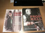From Hell By Alan Moore And Eddie Campbell Pb Graphic Novel W/pb Companion Exp11
