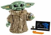 New Lego Star Wars 6335619 The Mandalorian The Child Building Kit - 1073 Pieces