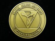 Fighting Fifth Weather Squadron Korea Usaf Challenge Coin