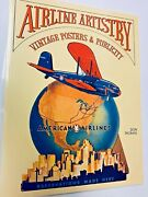 Poster Book Airline