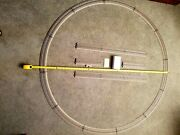 Lionel Am Flyer S Gauge Fastrack 54 X 184 Oval For Lion Chief Operation New