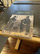 Absinthe History In A Bottle Barnaby Conrad Iii 1997 Pb Photos Color And Bandw