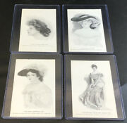 Vintage Postcard Lot The American Girl Series Armour And Co. Chicago 1901-1906