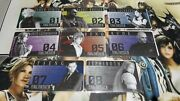 Ultra-rare Final Fantasy 7 Vii R Battle Train Lottery Cards 77 In Existence