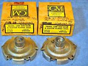 1958-1962 Chevy Gm Transmission Low Sun Gear And Clutch Flange Assemblies Nos