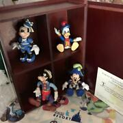 Disney Sea 2001 Opening Pvc Figure Boxed 3000 Limited