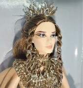 Limited To 7700 Bodies Lady Of The Whitewoods Barbie Dolls