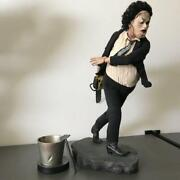 Leatherface Premium Format Side Show Limited Edition