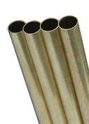 Kands 36 In. L X 1/4 In. Dia. Round Brass Tube 5