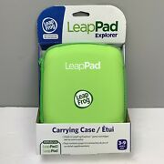 Nwt Leapfrog Leappad Explorer Carrying Case Leappad 2 Holds System And 6 Games