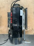Hsd High Speed Spindle Motor Es919 Cosmec From Working Machine