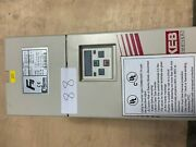 Keb Combivert 14.f4.c1e-4a01/1.4 With Controller Built In Smoother Free Ship