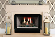 Majestic Sovereign Sa42r 42 Radiant Wood Burning Fireplace