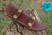 9 Hand Made Pure Cow Leather Sheath For Knives And Other Tools - Aj 1361
