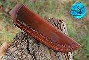 9 Inch Hand Made Pure Cow Leather Sheath For Knives And Other Tools - Aj 1305