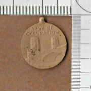 Wwii Us Army Of Occupation Medal Japan No Ribbon