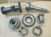 1941 -50 Oldsmobile Transmission Gear Set With Synchro 3 Speed Usa Old Stock