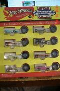 Hot Wheels Vintage Collection Redline Series Exclusive Sam's Clubs Set Of 8 A