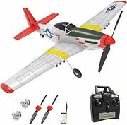 Top Race Rc Plane 4 Channel Remote Control Airplane Ready To Fly Rc Planes Fo...