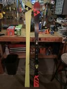 Downhill Skis With Bindings
