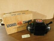 Lionel Type Zw Transformer 275w 115v With Box And Inserts - Tested